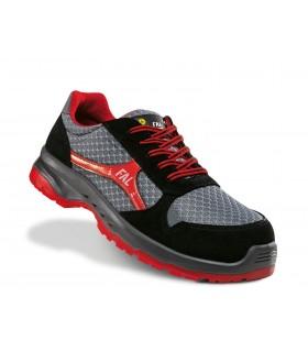 Zapato Laboral Astra 09 Rojo de FAL S3