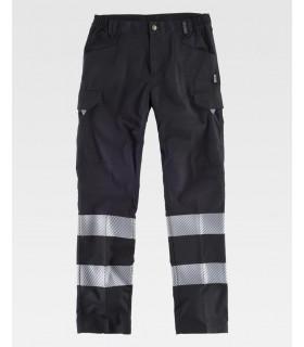 Pantalón Combi Alta Visibilidad C2717