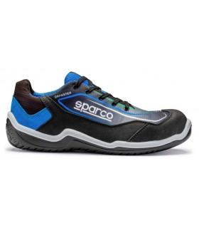 Zapato Laboral Dragster de Sparco Azul S1P