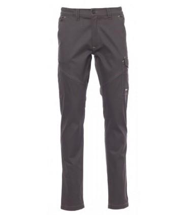 Pantalón laboral Worker frontal gris