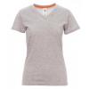 Camiseta de manga corta V-NECK LADY de Payperwear