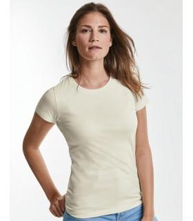Camiseta orgánica Pure de Russell