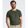 Camiseta orgánica Pure de Russel para hombre