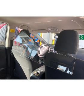 Mampara de protección Taxis y VTC