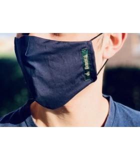 Mascarilla de tela 96% filtración certificada