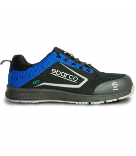 Calzado de seguridad Sparco Cup S1P Azul