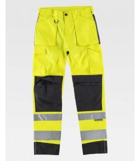 Pantalón Alta Visibilidad C2912 de Workteam