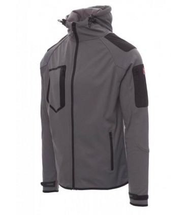 Chaqueta softshell con capucha Extreme Payperwear