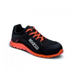 Zapato de seguridad Sparco Practice Rojo S1P