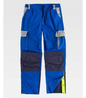 Pantalón laboral combinado WF5852 Future de Workteam