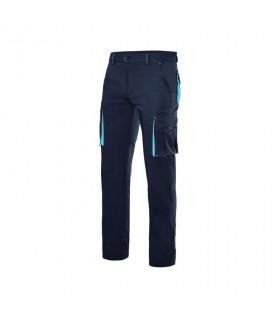 Pantalón de trabajo Stretch Bicolor 103024S de Velilla