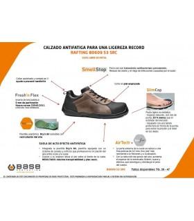Zapato Rafting
