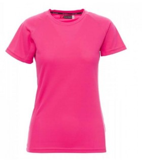 Camiseta Técnica deportiva Runner Lady de Payperwear