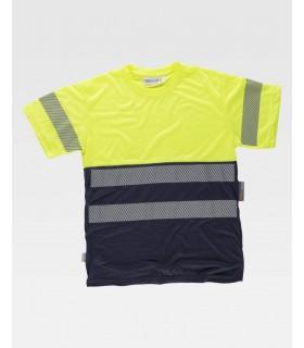 Camiseta Alta Visibilidad C6040 de Workteam