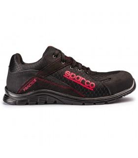 Zapato de seguridad Sparco Practice Negro S1P