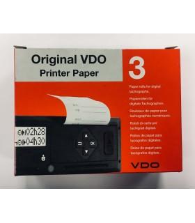 Papel Impresora Tacógrafo digital VDO