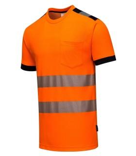 Camiseta Vision de Alta Visibilidad